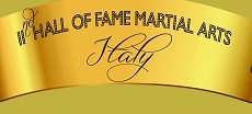 2nd HALL OF FAME MARTIAL ARTS ITALY