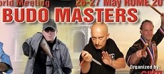 Munich Hall of Honours 2018 and Budo Masters